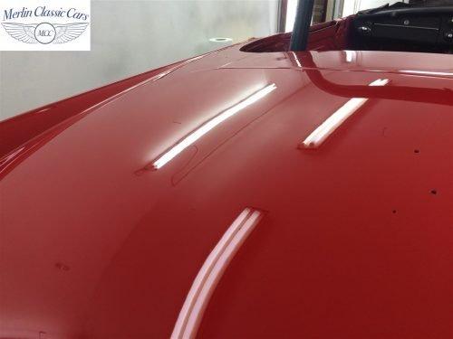 Paintwork Refinishing Example Refinishing 4 Buffed & Polished MGB Roadster 5