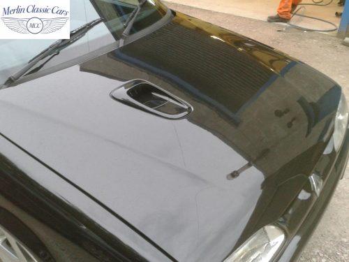 Renault 19 Cabriolet Restoration Photos Partial Respray & Wheel Refurbishment (6)
