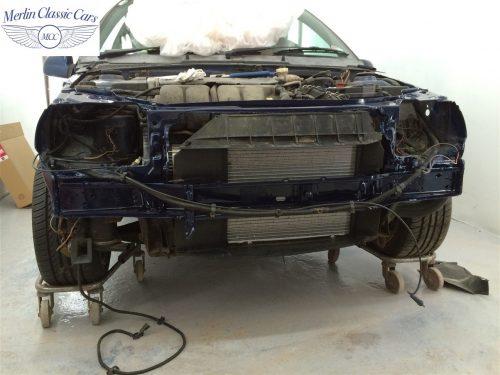 Renault Clio Williams Metalwork Sills & Partial Respray