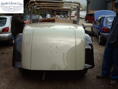 Rolls Royce Restoration Photos 20 25 14