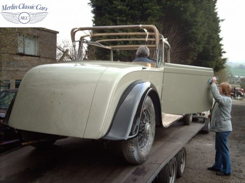 Rolls Royce Restoration Photos 20 25 17