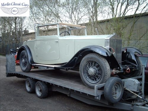 Rolls Royce Restoration Photos 20 25 18
