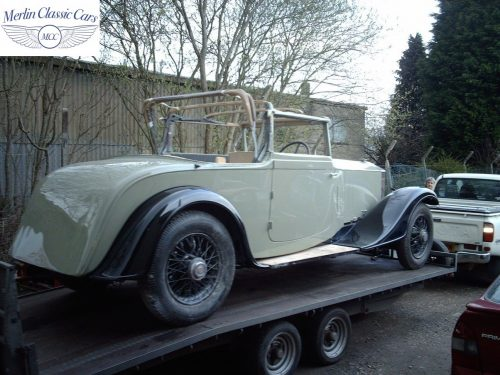 Rolls Royce Restoration Photos 20 25 19