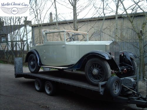 Rolls Royce Restoration Photos 20 25 21