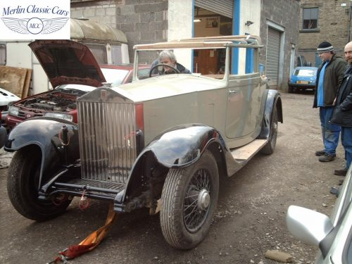 Rolls Royce Restoration Photos 20 25 23