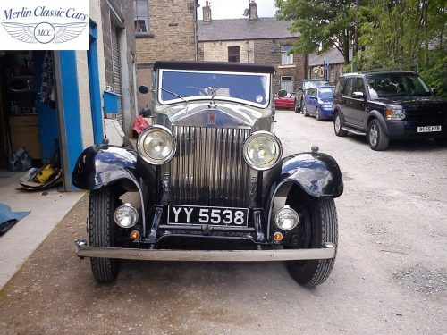 Rolls Royce Restoration Photos 20 25 25