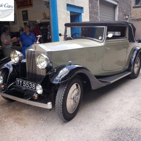 Rolls Royce Restoration Photos 20 25 26