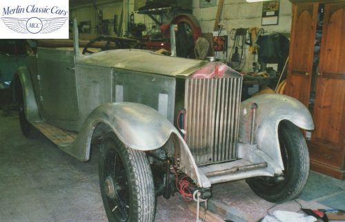 Rolls Royce Restoration Photos 20 25 4