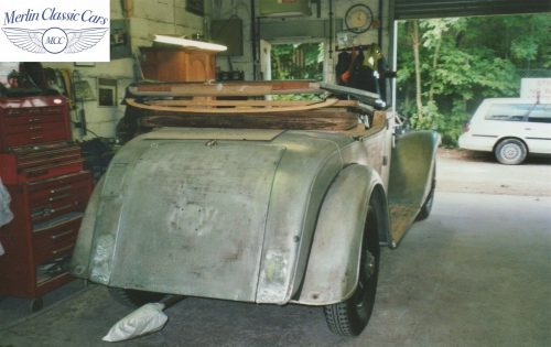 Rolls Royce Restoration Photos 20 25 5