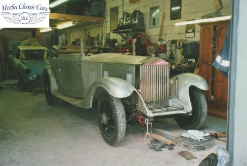 Rolls Royce Restoration Photos 20 25 6