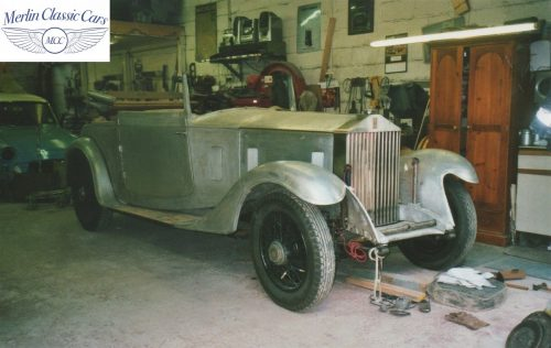 Rolls Royce Restoration Photos 20 25 7