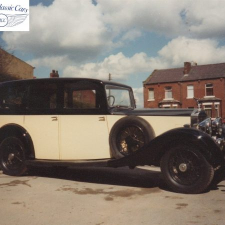 Rolls Royce Restoration Photos Park Ward 25 30 1