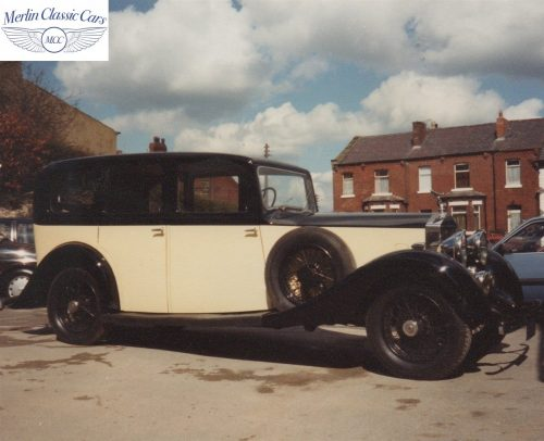 Rolls Royce Restoration Photos Park Ward 25 30 1