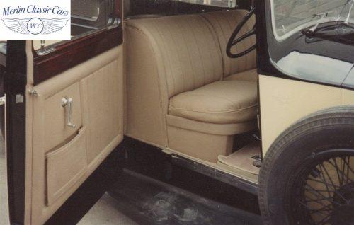 Rolls Royce Restoration Photos Park Ward 25 30 4