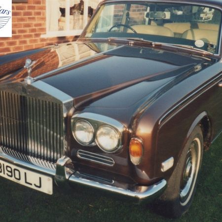 Rolls Royce Shadow Restoration 1