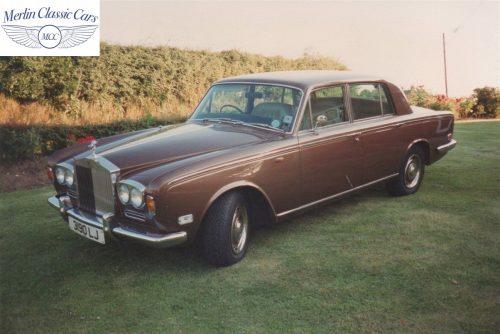 Rolls Royce Shadow Restoration 2