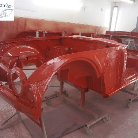 Triumph TR4 Restoration 17
