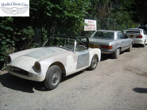 Turner Race Car Restoration 1