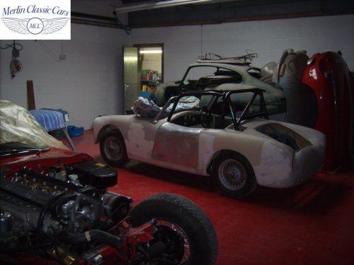 Turner Race Car Restoration 2