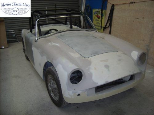 Turner Race Car Restoration 3