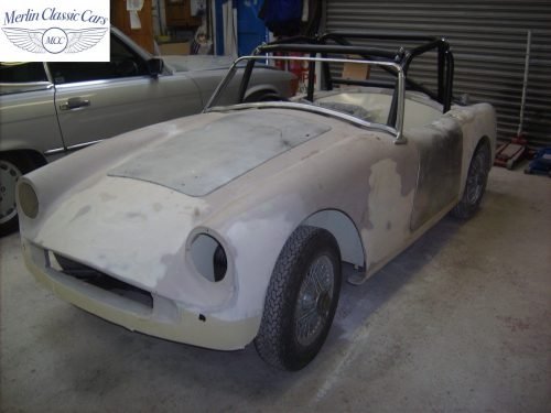 Turner Race Car Restoration 4