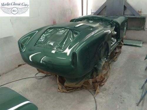 Turner Race Car Restoration 6