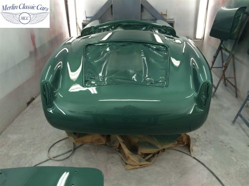 Turner Race Car Restoration 7