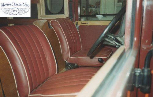 Vintage Van Replica Build 10