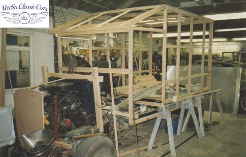 Vintage Van Replica Build 13