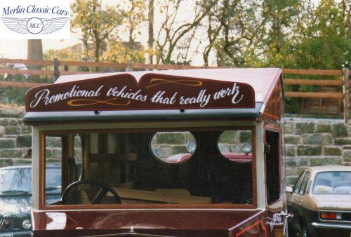 Vintage Van Replica Build 2