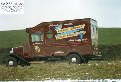 Vintage Van Replica Build 4