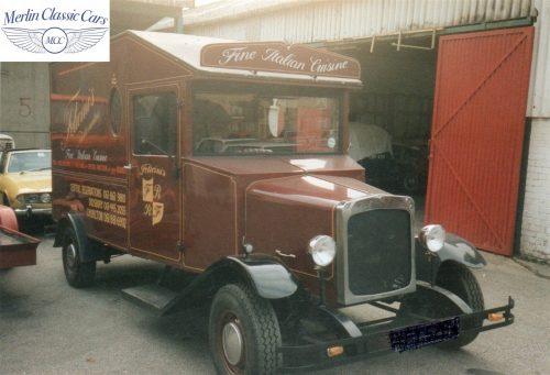 Vintage Van Replica Build 5