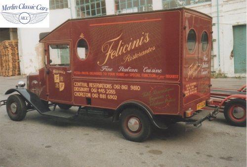 Vintage Van Replica Build 8
