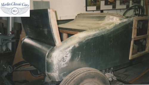 Armstrong Siddley Restoration Photos 1