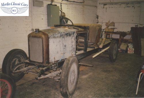 Armstrong Siddley Restoration Photos 3